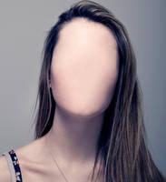 Faceless Young Girl by Gunner660