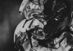 Tony Stark by Skiofit