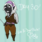 Day 30 of 30 Day Challenge by nekodemonstar