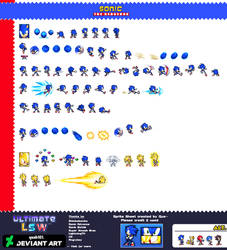 Sonic - Ultimate LSW Sheet by qsab101