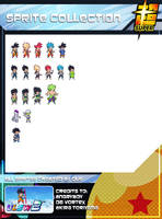 ULSW2 : Sprite Collection by qsab101