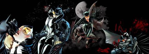 Batcatwallpaper by Rhalath