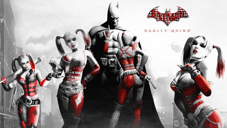 HarleyQuinnWallpaper by Rhalath