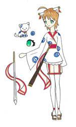 Samurai Girl OTA {OPEN} by xxninja-penguinxx