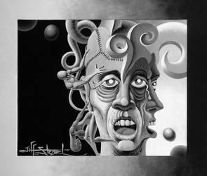 Split Personality by Jeff1966