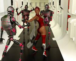 Revenge of the BrainSlugs by Dracis3D