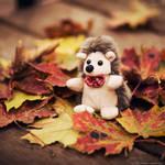 Autumn friend by Snowfall-lullaby
