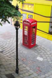 Phonebox by Transylvanian-Angel