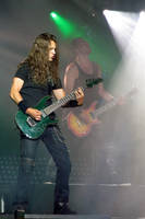 Guitar player from Epica by MysteriousMaemi