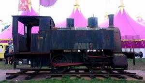 pukkelpop train by MysteriousMaemi