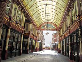 Leadenhall Market by MysteriousMaemi