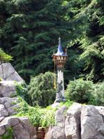 Rapunzel castle by MysteriousMaemi