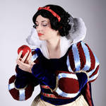 Snow white princess mattel by MysteriousMaemi