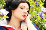 Snow White Disney by MysteriousMaemi