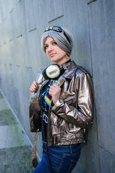 Quicksilver genderbend by MysteriousMaemi