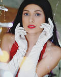 Sailor Mars Pinup by MysteriousMaemi
