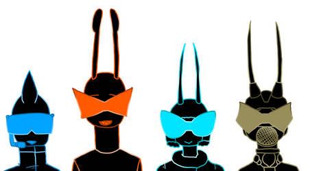 Glasses Squad by noicesparkles