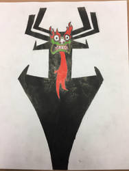 Aku by EmeraldXLapis