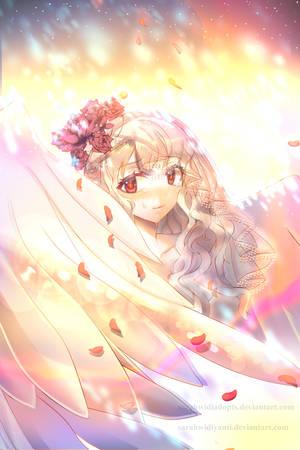 Angel Tears by SarahWidiyanti