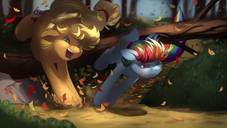 s1e13 Fall Weather Friends by Noben
