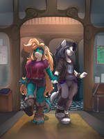 comm - the fun store by Noben