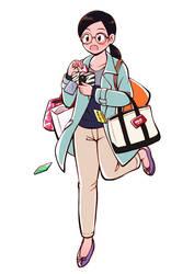 Shopping by aragon-11