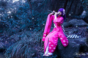 xxxHolic - Zashiki Warashi by Chibi-Juice