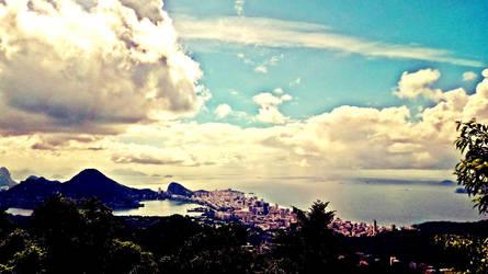 Rio de Janeiro 25C by marcoskatsuragi