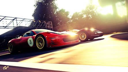 Gran Turismo Sport Pic by marcoskatsuragi