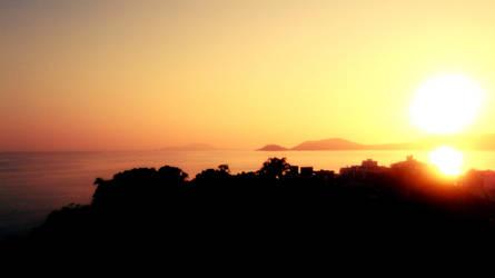 Morning Glow by marcoskatsuragi
