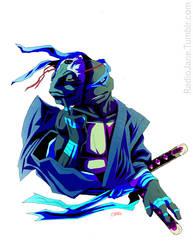 Kappa Samurai by RadioJane