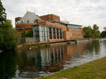 Royal Shakespeare Theatre by ravenscar45