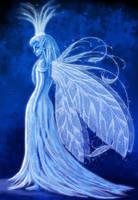 Blue Fairy by ravenscar45