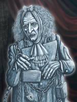 Marley's Ghost by ravenscar45