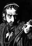 Robert Helpmann as Shylock by ravenscar45