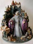 Merlin's Room by ravenscar45
