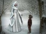Snow Queen by ravenscar45