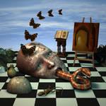 Surreal Snake by ravenscar45
