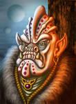 Alien Chief by ravenscar45