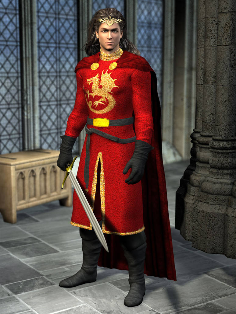 King Arthur by ravenscar45