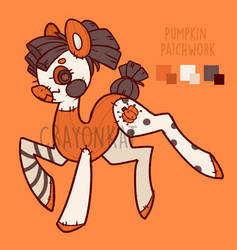 Pumpkin Patchwork by CrayonKat