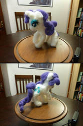 Felted Rarity by DoughnutJoe