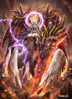 Angel by Ze-l