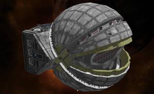Traveller - Tigress-class Dreadnought by Shadowstate