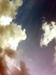 Blue sky 3 by liasmala
