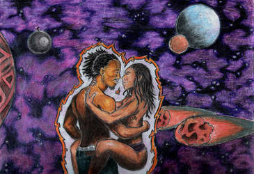 ...And The Gods Made Love Pt 1 by quebishop