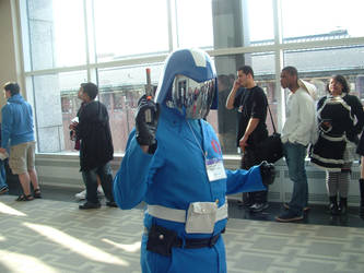 Cobra Commander by Shamanic-Goth