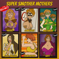 Super Smother Mothers - SOLD OUT by JonFreeman