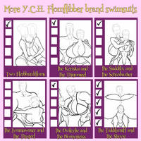 More YCH Flomflibber brand swimsuits - 21/30 by JonFreeman