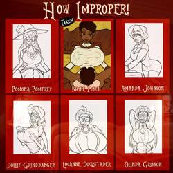 How Improper - 5/6 open by JonFreeman